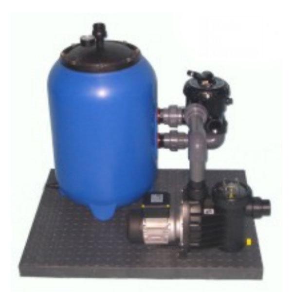 sandfilteranlage 11m h sandfilter pumpe pool filter ebay. Black Bedroom Furniture Sets. Home Design Ideas