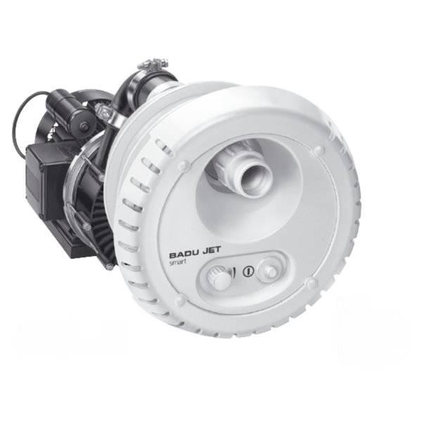 BADU JET smart KH 2,2 kW Fertigmontagesatz - 45m³ / h - 400V