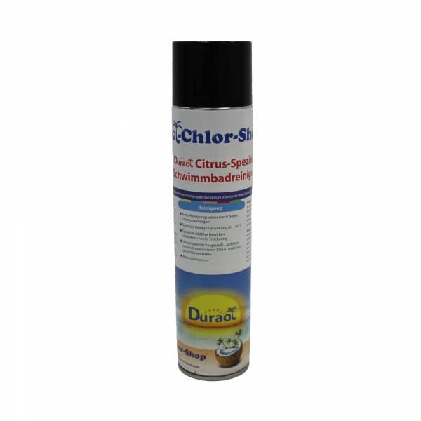 600ml Duraol® Citrus Spezial Schwimmbadreiniger