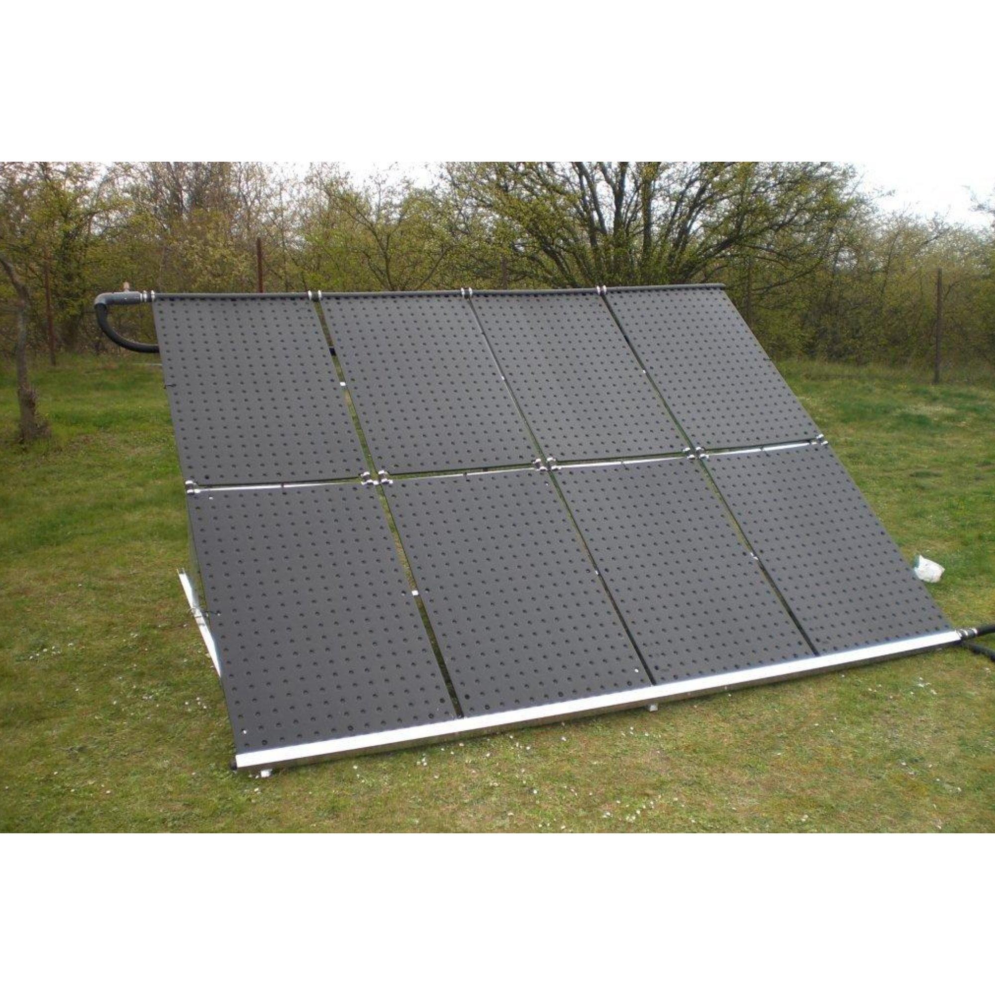 aufst nderung f r 3 solar absorber der art nr 1002 pool chlor shop. Black Bedroom Furniture Sets. Home Design Ideas