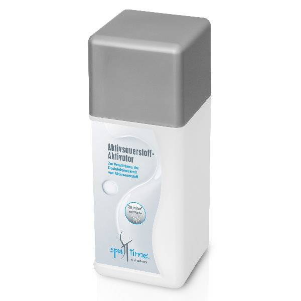 1 l - SpaTime Aktivsauerstoff-Aktivator