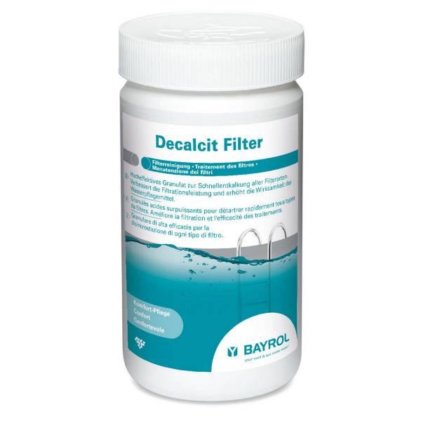 1 Kg BAYROL - Decalcit Filter