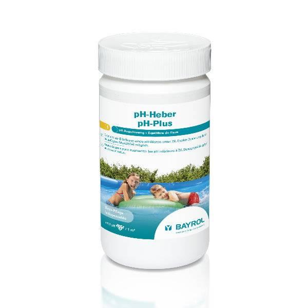 1 Kg - Bayrol pH-Heber für Minipools