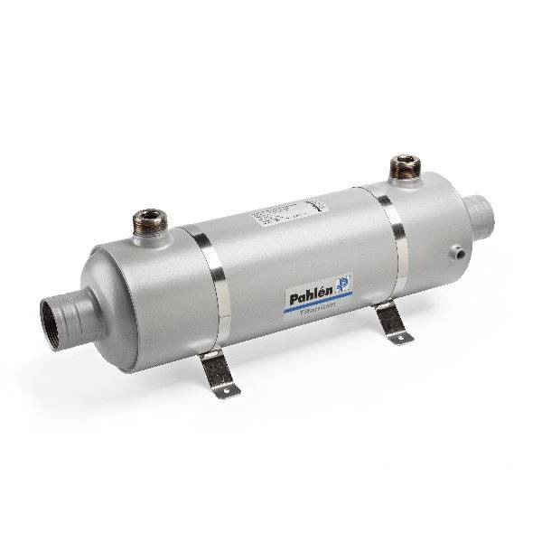 Pahlen Wärmetauscher Hi-Flow aus Titanium 24.000 kcal/h = 28kW