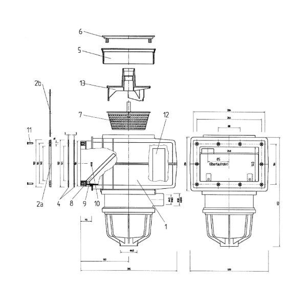 siebkorb pool chlor shop. Black Bedroom Furniture Sets. Home Design Ideas