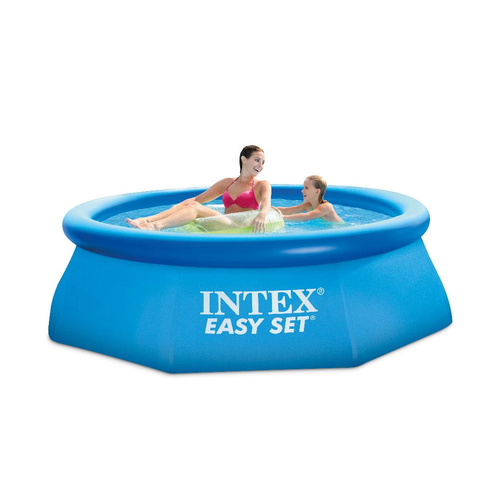 Easy set pool 305 x 76cm mit kartuschenfilteranlage pool chlor shop - Pool chlor shop ...