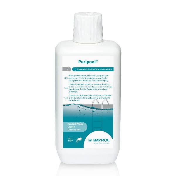 1 l - Bayrol - Puripool Super Schaumfrei