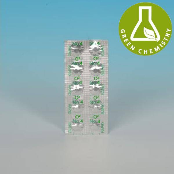 1 Streifen je 10 Tabletten Nachfüller Aktivsauerstoff