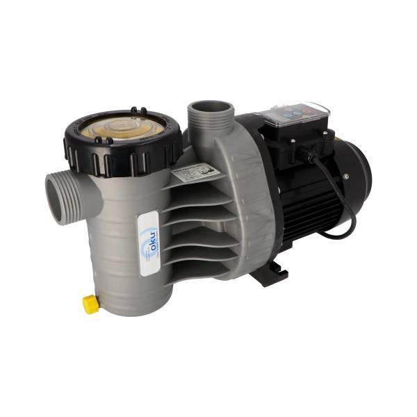 Aqua Vario Plus Poolpumpe 0,07 kW - 0,65 kW - 230V