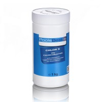 1 Kg - PoolsBest® Chlortabs S 20g - schnelllöslich