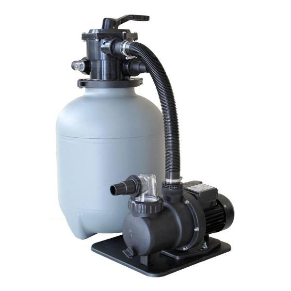 Sandfilteranlage Trinidad mit SPS-50-1 Pumpe 4 m³/h - 356mm