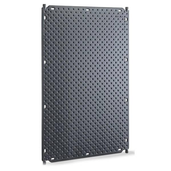 OKU Solarabsorber mit 4 Anschlußstutzen Art. 1001