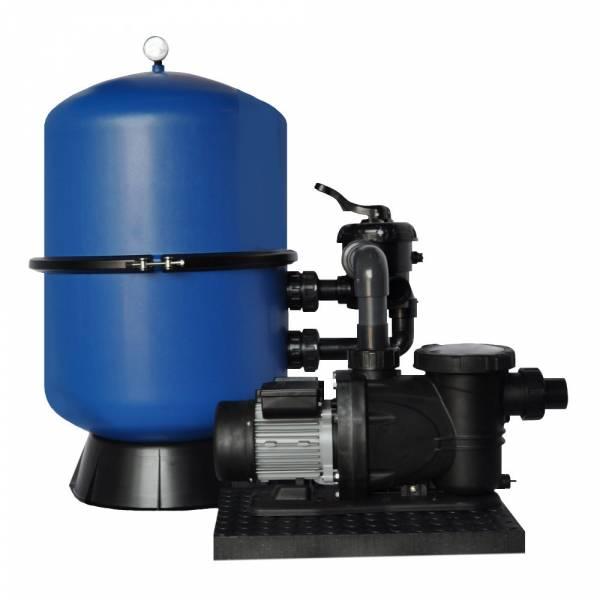 Sandfilteranlage Hawaii Basic Ø 500mm mit SPS 900 Pumpe - 8,5 m³/h