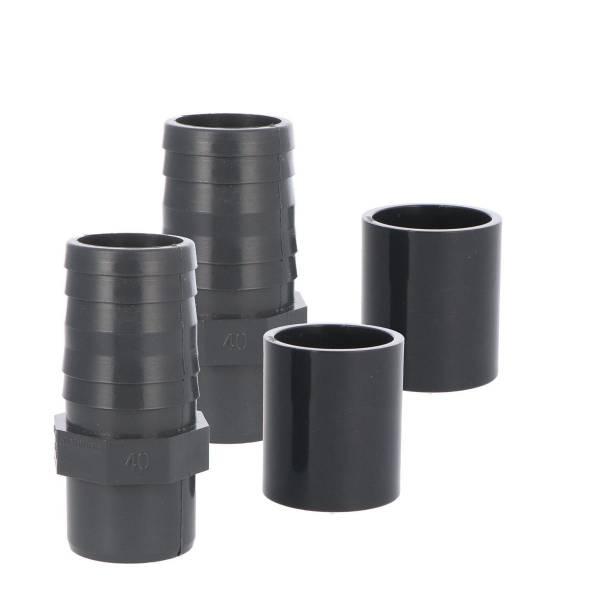 Anschluss-Set für PVC-Verrohrung d 40mm