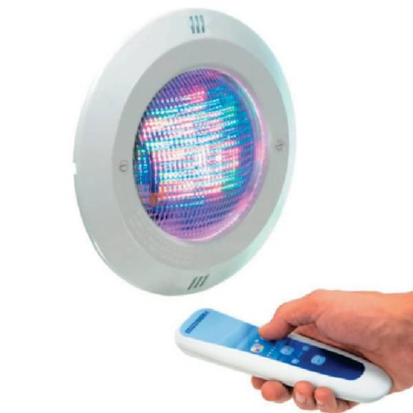 LED UWS Komplettset LumiPlus V1.11 Multicolour 1x 27W inkl. Einbaunische & FB
