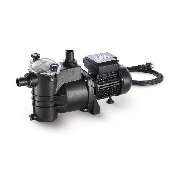 SPS15000 - Filterpumpe 15m³/h mit Vorfilter