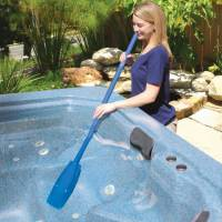 Pool-Bodensauger Speedcleaner batteriebetrieben