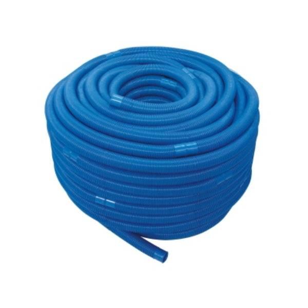 6,0m Schwimmschlauch in blau Ø 38mm - hochwertig Made in Austria