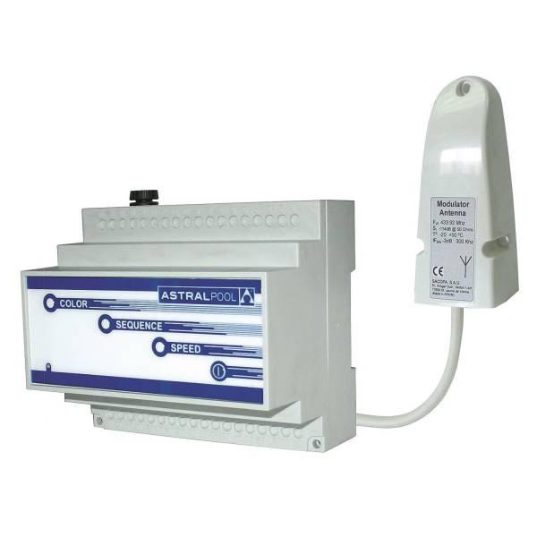 Empfängermodul für LED-Unterwasserscheinwerfer LumiPlus Fernbedienung