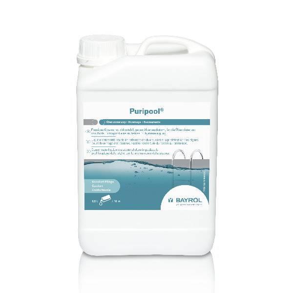 3 l - BAYROL - Puripool Super Schaumfrei