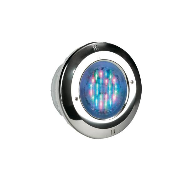LED UWS Komplettset LumiPlus V2.0 Multicolor 1x 58W inkl. Nische & V4A Blende