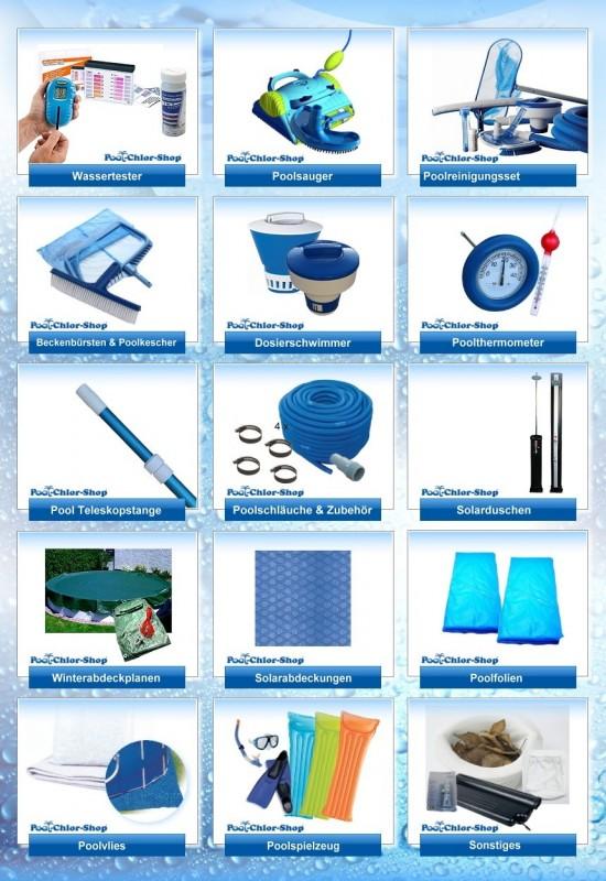 Duraol Laubkescher Oberflächenkescher Aus Kunststoff Pool Chlor Shop