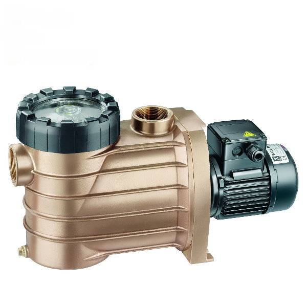 Speck Badu Bronze 25 - Filterpumpe 25m³/h bis 150m³ Becken, 400V