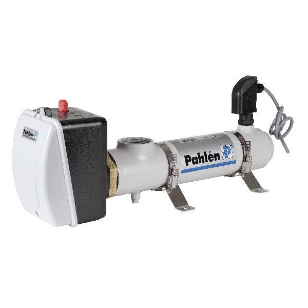 Pahlen Elektroheizer Kompaktmodell 3KW - mit Strömungswächter