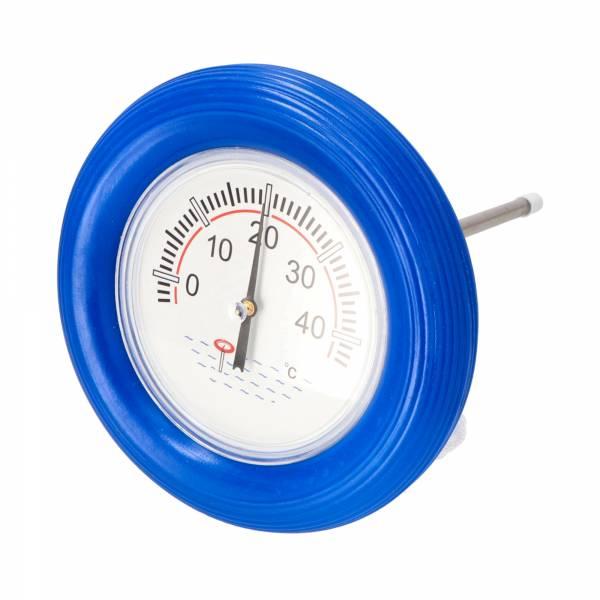 Rundthermometer mit Schwimmring