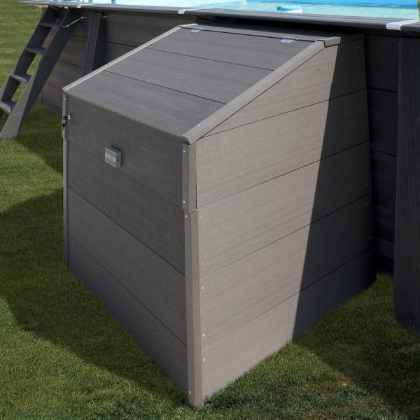 Technikbox für Composite Pools 115 cm