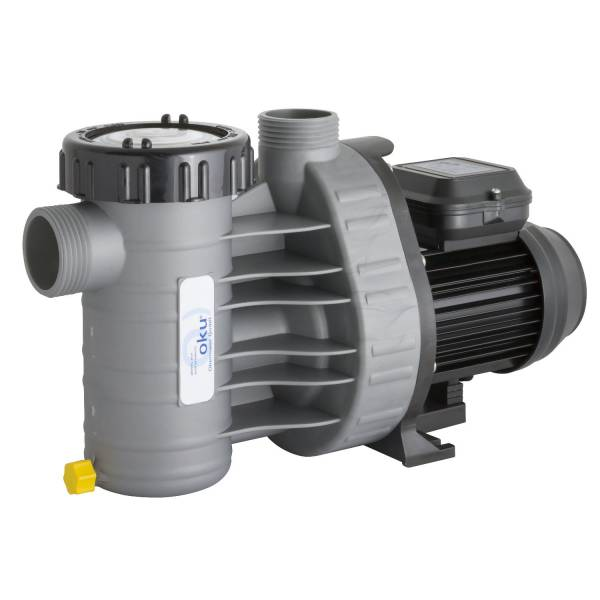 Aqua Plus 8 - Filterpumpe 8m³/h bis 48m³ Wasserinhalt