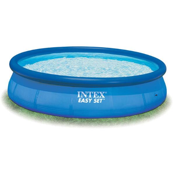 Easy set pool 305 x 76cm ohne filterpumpe pool chlor shop for Pool ohne chlor
