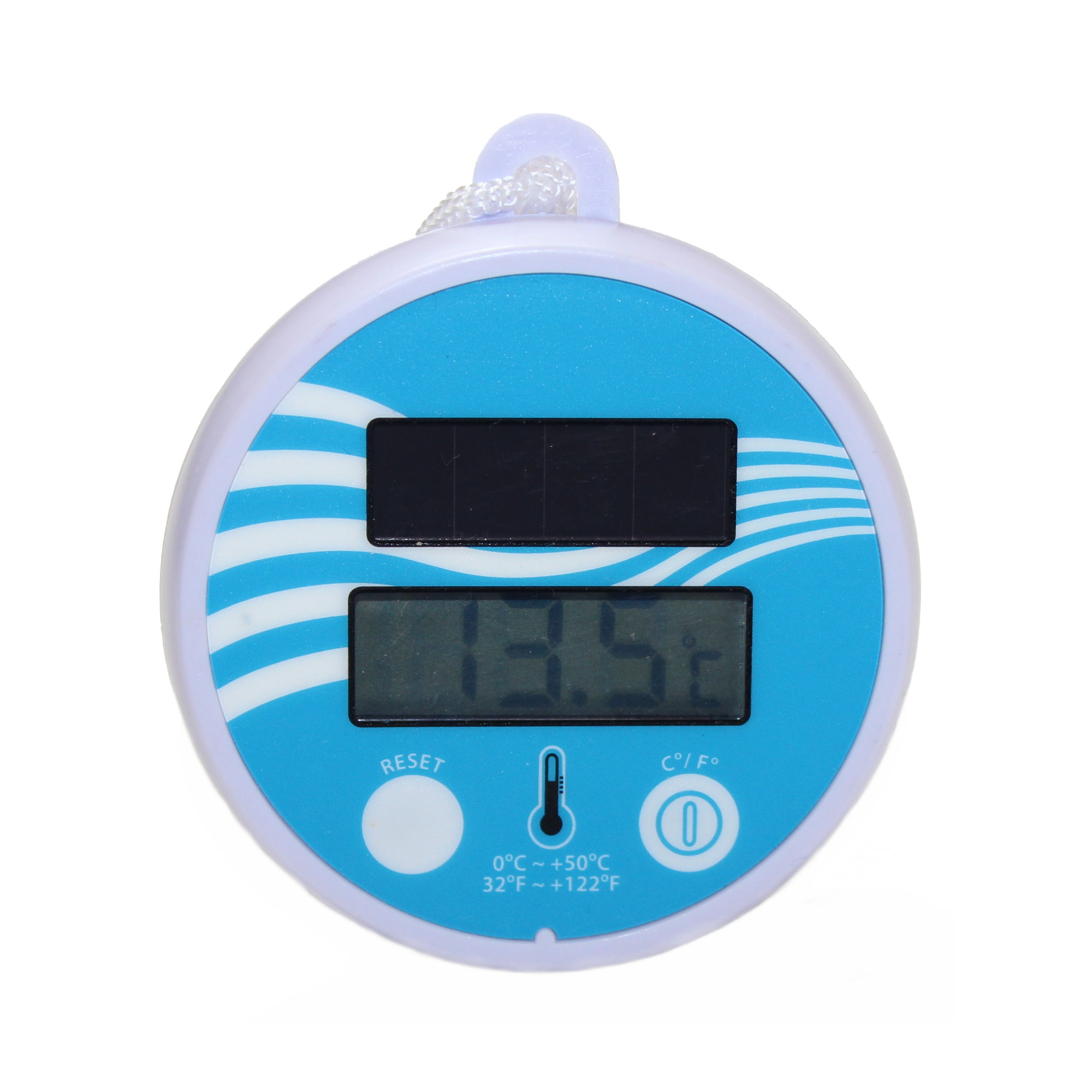 digitales solar schwimmthermometer pool chlor shop. Black Bedroom Furniture Sets. Home Design Ideas