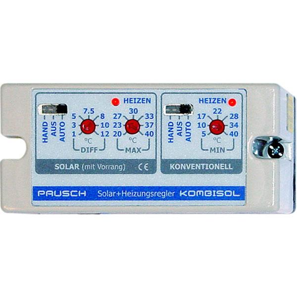 Kombisol solar und temperaturregler pool chlor shop - Pool chlor shop ...