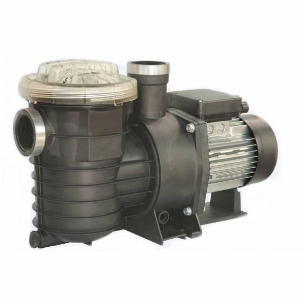 KSB Filtra - 6m³/h Schwimmbadpumpe N 6 D- 400V