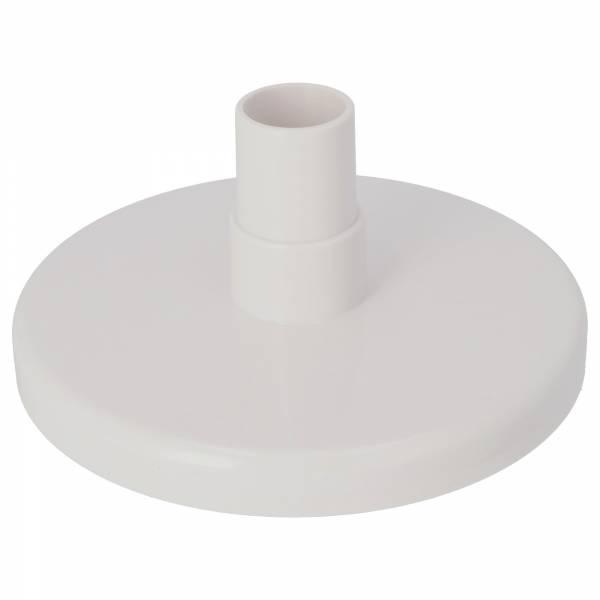 Bodenabsaugplatte für Standard Einbauskimmer