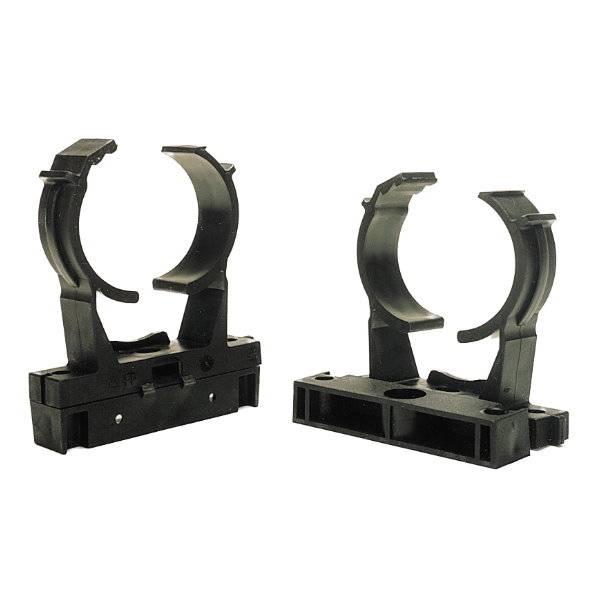 PVC Rohrklemme für metrisches und zölliges Rohr Ø 47mm - 51mm