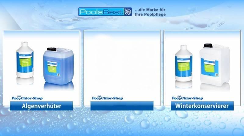 Algenverhüter Online Kaufen Pool Chlor Shop