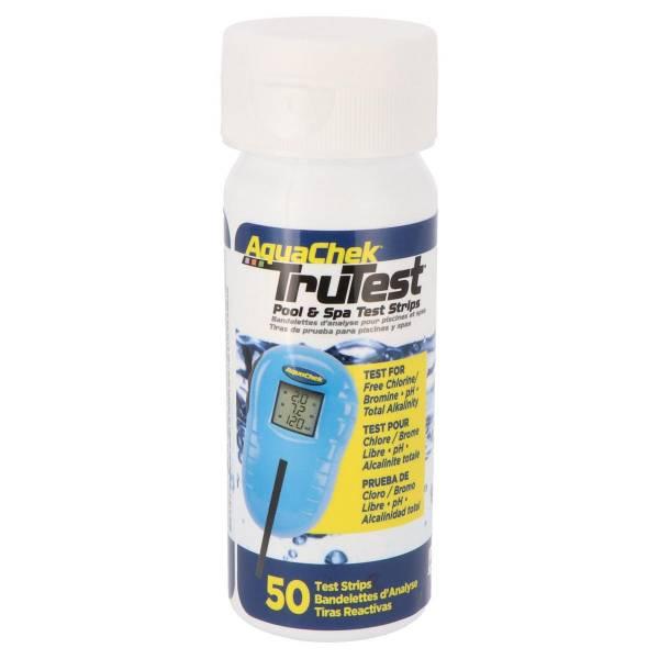 AquaChek TruTest - 50 Teststreifen Chlor, pH, Alkalität