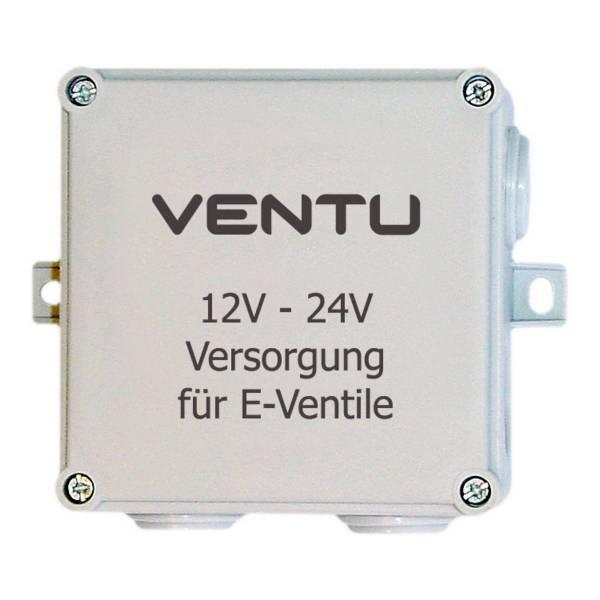 Transformator VENTU 12V/24V für Motorventile