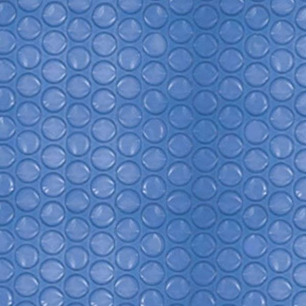 Solarabdeckung blau 400my für Achtformbecken