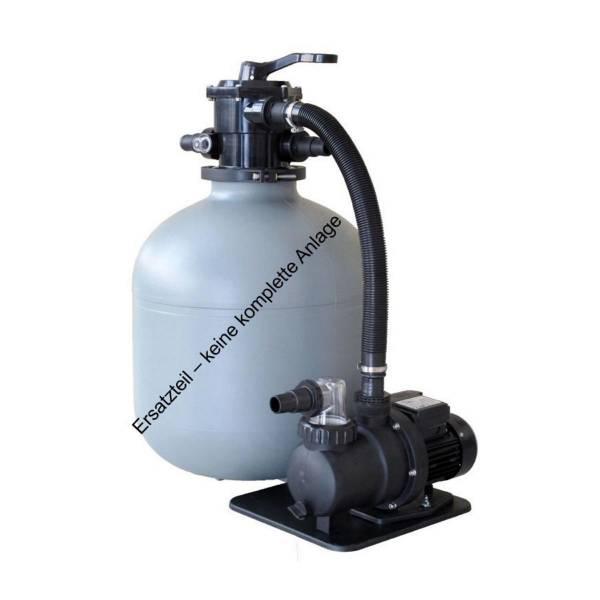 Filterkessel für Trinidad 250 mm