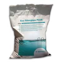 25 Kg ECO Filterglass Plus Körnung Grade 2 - 0,8 - 2,0 mm