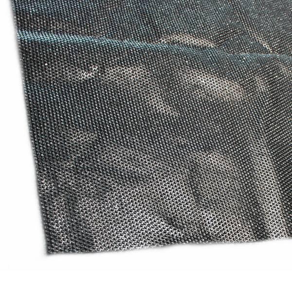 Solarfolie Duraol® schwarz 400my für Rechteckbecken