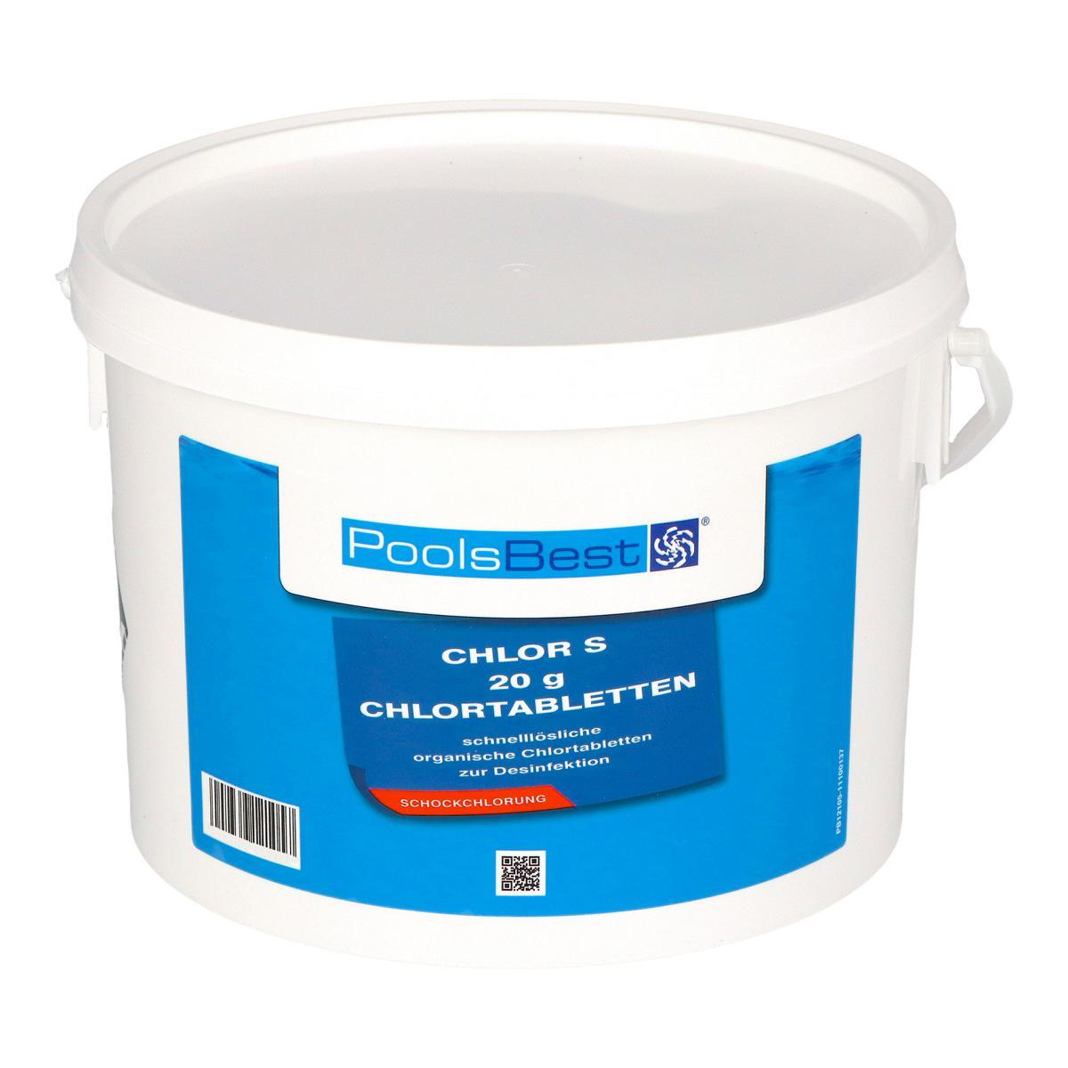 Delphin 3Kg Chlor 85 Chlortabs 200Gr.