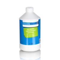1L - PoolsBest® Algenverhüter extra - hochkonzentriert & schaumfrei