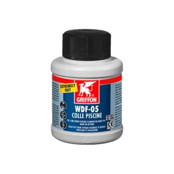 250ml Griffon Kleber für PVC / ABS mit Pinsel