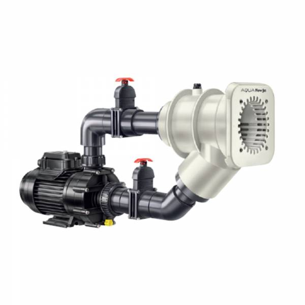 Gegenstromanlage Aqua Flow Jet ohne Luftregulierung - 30m³ /h - 230V
