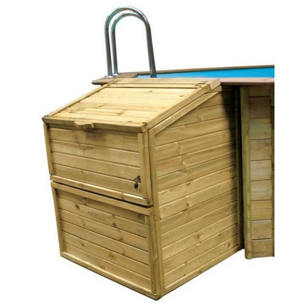 Technikbox für Echtholzbecken