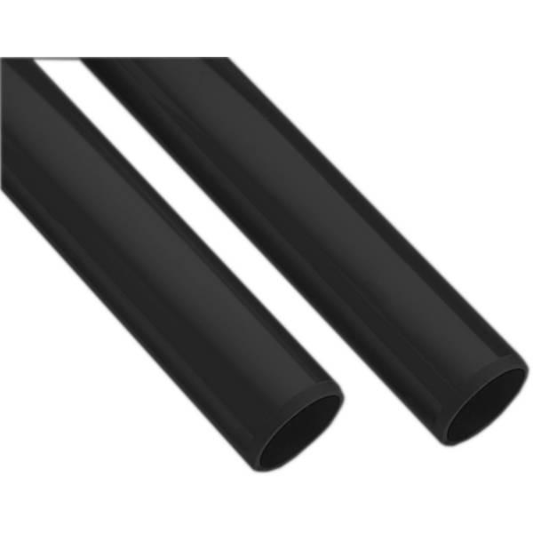 PVC-U Druckrohr in schwarz Ø 50mm , Länge 10x2m